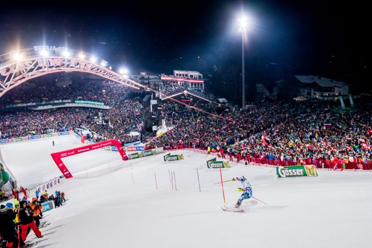 Official FIS results 2019