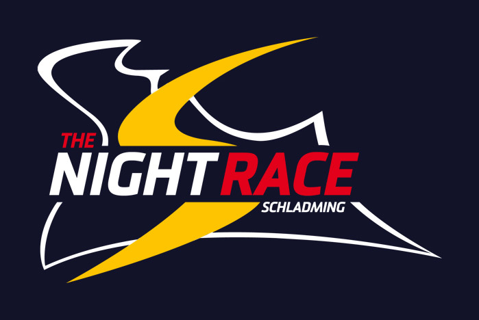 Logo, THE Nightrace in Schladming
